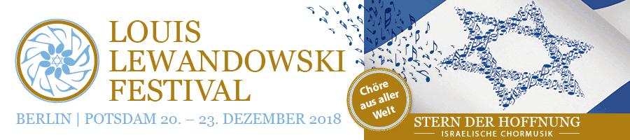 Louis-Lewandowski-Festival 2018